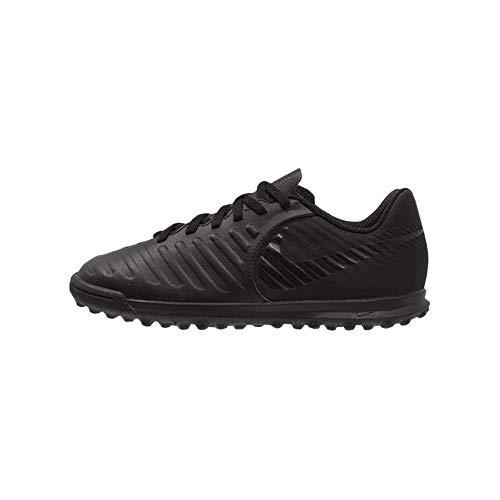 Nike Jr Legend 7 Club Tf, Scarpe da Calcetto Indoor Unisex-Bambini, Nero (Black 001), 33 EU