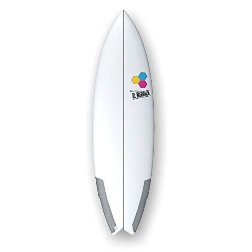 Tabla de surf Channel Islands al Merrick Forma de construcción: PU poliéster. futuros Quad finlandés sistema Contenido del envío: tarjeta sin finlandeses Made in Europe