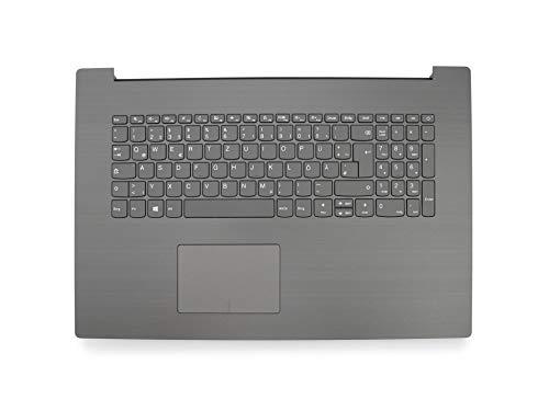 Preisvergleich Produktbild Lenovo Tastatur inkl. Topcase DE (deutsch) grau / grau Original V320-17ISK (81B6) Serie