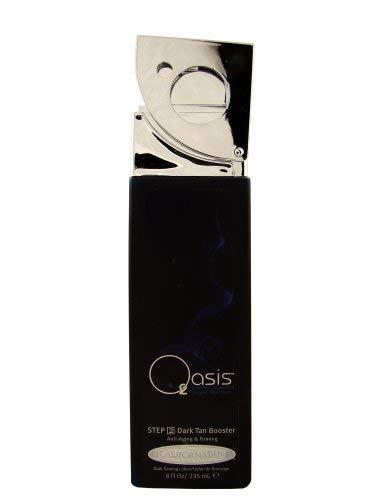 California Tan Oasis Tanning Lotion Step 2 Regular Dark Tan Booster 8.0 oz