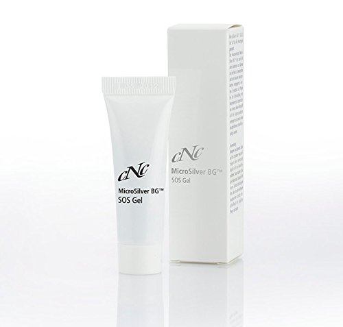 CNC cosmetic: Micro Silver SOS GEL (10 ml)