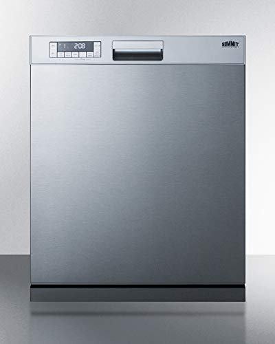 Dishwasher 23.5″ Built-In Integrated Stainless Steel Euro Kitchen Appliance SALE
