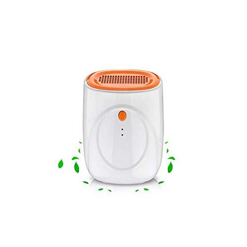 %17 OFF! GGRYX 500ml Mini Dehumidifier, Electric Dehumidifier Compact Portable Low Energy, Air Dehum...