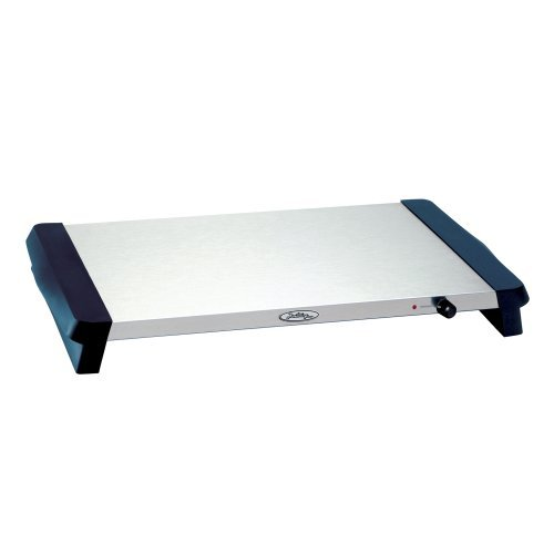 Broil King NWT-1S Professional 300-Watt Warming Tray, Stainless by...