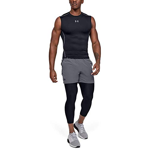 Under Armour UA Heatgear Armour Sleeveless - Camiseta Sin Mangas Hombre