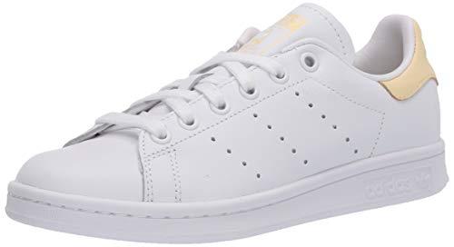 adidas Originals Stan Smith, Hombre, Zapatillas de Color Blanco, 39 1/3 EU