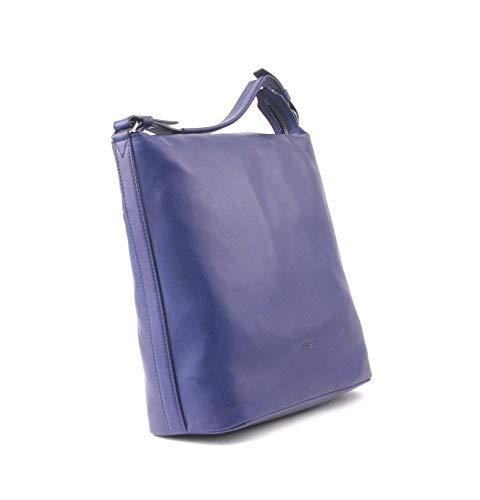 BREE Stockholm 5 Handtasche in medieaval blue