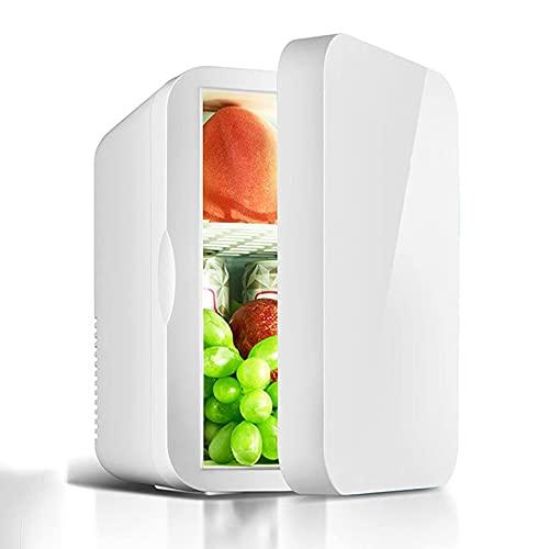 Genhao Mini Refrigerador De 8l Portátil De Bajo Ruido para El Cuidado De La Piel, para El Cuidado De La Piel De Belleza En El Hogar/Automóvil