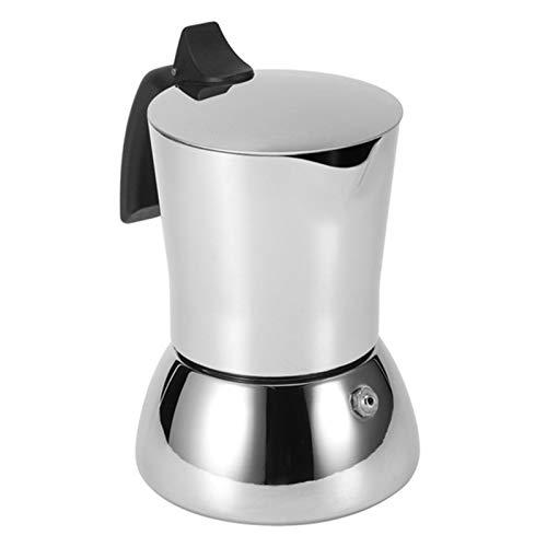 AMZSELLER Cafetera Italiana electrica Estufa Top Espresso...