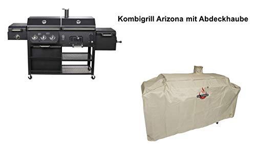 Arte El Fuego Kombigrill 4 in 1 incl. original Abdeckhaube