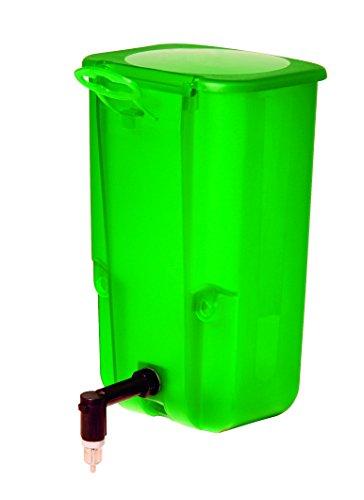Kaninchentraenke 1000 ml Kunststoff, gruen Art.Nr.74205