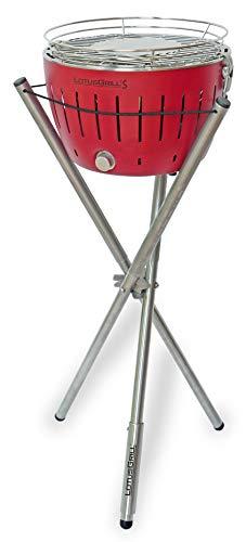 LotusGrill Universal Ständer für den kompakten, Standard und XL LotusGrill (G280, G340, G435) - leichtes und sicheres Aufstellen Ihres Grills