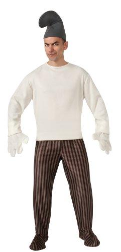 Hackus Smurf 2 Kostuum Volwassene