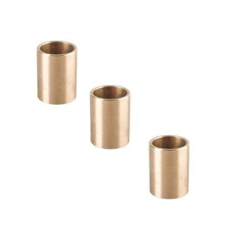 Bronze Bunting Bearing Spanner Spacer, 5/16 I.D. x 1/2 O.D. x 3/4 Long (3 Pack)