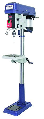 Amazing Deal Palmgren 9680158 Heavy Duty 16-Speed Bench Step Pulley Drill Press, 15 Swing, 1/2 hp, ...