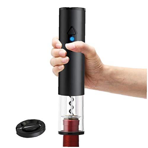 Botella de Vino abrelatas con Pilas del Vino automático Sacacorchos Set Contiene lámina cortadora, (no Incluyendo la batería) los artículos del hogar