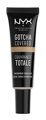 NYX PROFESSIONAL MAKEUP Gotcha Covered Concealer, Medium, 0.27 Ounce