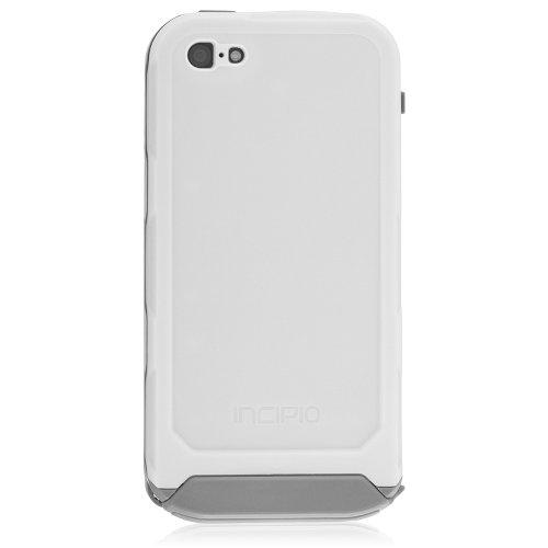 Incipio Atlas Waterproof Ultra-Rugged Case for Apple iPhone 5 - White /...