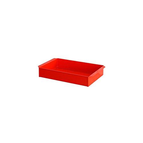 Outifrance 8910445 Plateau porte-outils amovible, Rouge
