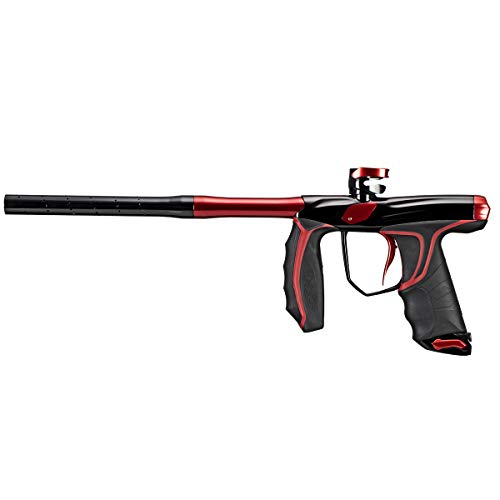 Empire SYX Paintball Marker - Polished Black & Red