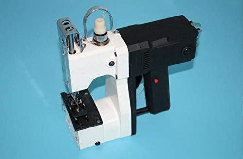 Máquina de cierre de bolsas Máquina de coser portátil Bolsa de costura Máquina de coser eléctrica Bolsa de costura Sellado para tejido Saco de piel de serpiente Papel de arroz Bolsa de plástico 200W