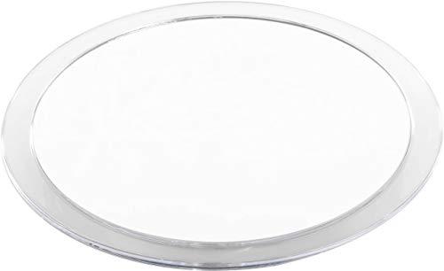 Spiegel 5-fach Vergrößerung, Ø 23cm