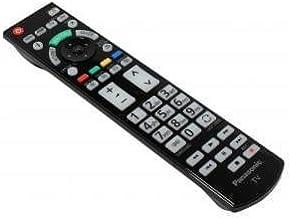 Panasonic N2QAYB000715 Original Viera Remote Control For Plasma, LED & LCD by Panasonic