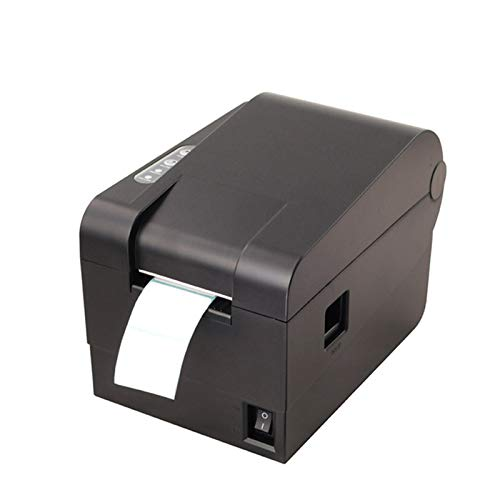 WMC 58mm de Etiquetas térmicas de impresoras, impresoras de Etiquetas Impresora de Etiquetas de código de Barras de la Liquidación Precio Driect térmica Impresora térmica de códigos de Barras