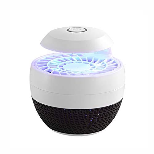 A-ZHP. Mosquito Killer Lamp - Smart LED Photocatalyst Mosquito Trap Repellent, Silent Niet-toxisch smaakloos, Slaapkamer Keuken Eetkamer