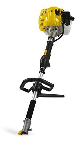 Texas máquina combinada 4en1 BCU33M ciclo de dos tiempos - cortadora de césped, cortasetos, desbrozadoras y motosierras en un