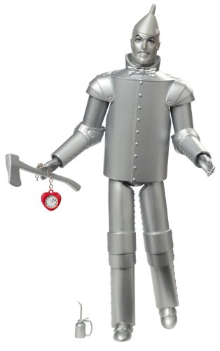 Barbie Collector Wizard Of Oz Tin Man Doll