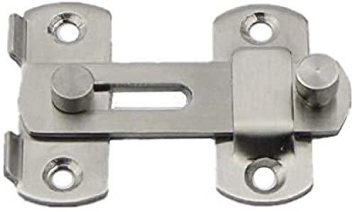 YAYY Montageschroeven deur 20 x 50 x 70 mm roestvrij staal deur schuifdeur raam schuifdeur slot (upgrade)