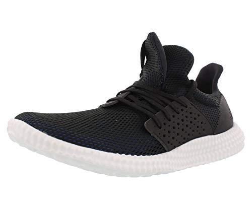 adidas Damen Athletics 24/7 Tr Crosstrainer, Schwarz (Core Black/Core Black/Hi-Res Blue), 38.5 EU