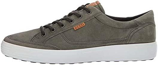 ECCO Men's Soft 7 Fashion Sneaker,Wild Dove grey,42 EU / 8-8.5 US
