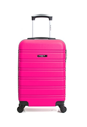 Blue Star Bilbao Koffer, 52 cm, 37 liters, Pink (Fuschia)