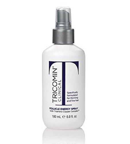 TRICOMIN Clinical Follicle Energy Spray, 6 Ounces