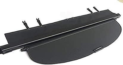Kaungka Cargo Cover Retractable for 2015 2016 2017 2018 2019 Subaru Outback Black (with Power Rear gate)