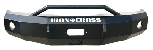 Iron Cross Automotive 20-425-05 Heavy Duty Front Bumper for 2005 to 2007 Ford F-250/F-350/F-450