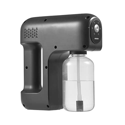 Royoo Sprayer Machine,Wireless Electric ULV Sprayer,Nano Mist Sprühmaschine Schnurlose Elektrische ULV-Nebelmaschine Für Büro, Zuhause, Krankenhaus, Auto, Schule