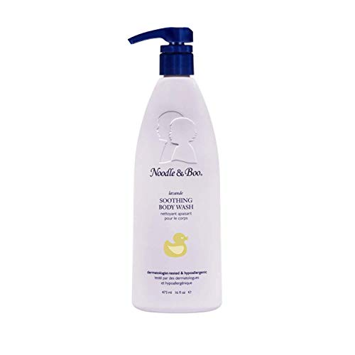 Noodle & Boo Lavender Soothing Newborn and Baby Bath