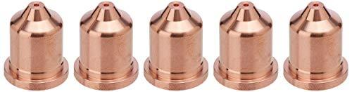 hypertherm 220941Düse für powermax65/85/105Plasma Taschenlampe, 45A (5Stück)