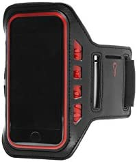 New Balance Sport Armband + LED Safety Light for Iphone and Ipod Touch