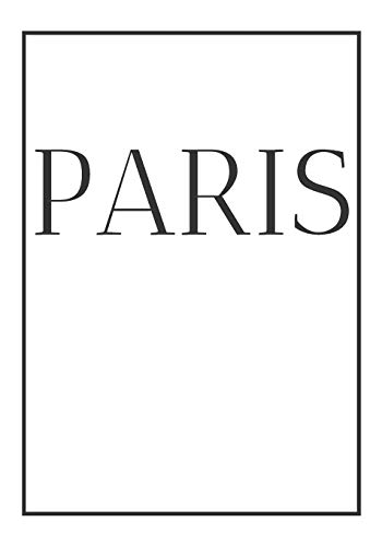 Paris: A decorative book for coffee tables, end tables, bookshelves and interior design styling | Stack city books to add decor to any room. ... interior design savvy people (SERIES, Band 8)