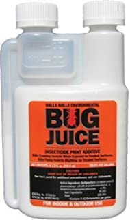 WALLA WALLA ENVIRONMENTAL 156481 Bug Paint Additive, 5 Gallon