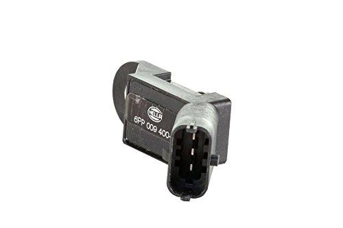 HELLA 6PP 009 400-111 Capteur, pression de suralimentation - 3pôle - vissé