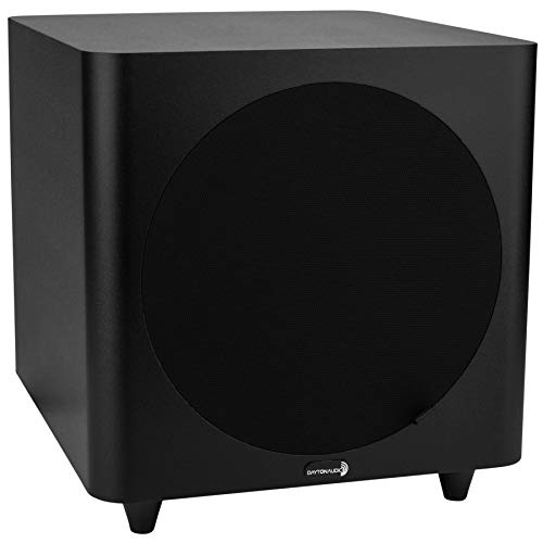 Dayton Audio SUB-800 8' 80 Watt Powered Subwoofer