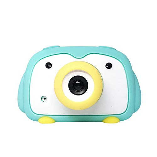 Meet World Kids Digital Camera - HD Digital Camera for Kids with 2 Inch IPS Screen and 32GB SD Card,Mini Rechargeable Camera Creative DIY Camcorder,4
