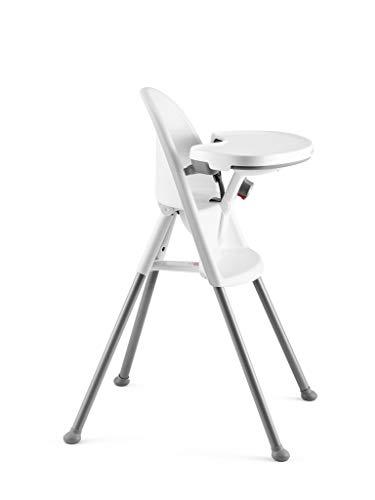 BABYBJÖRN High Chair (White/Gray)