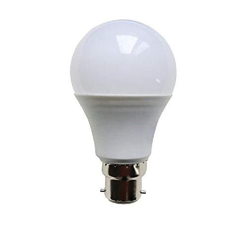 Bombillas LED Bombillas de colorLámpara LED B22 LED Lampada Ampolla Bombilla 3W 5W 7W 9W 12W 15W 18W Alto brillo 220V 110V Blanco frío/cálido Bombilla Led-7W B22 100-240V_ blanco cálido