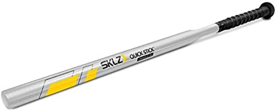 SKLZ Quick Stick Baseball and Softball Training Bat for Speed, 30 Inch, 12 Ounce